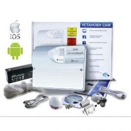"""gsm сигнализация умный часовой (набор для гаража мини) ООО """"ИПРо"""" ips001505"""